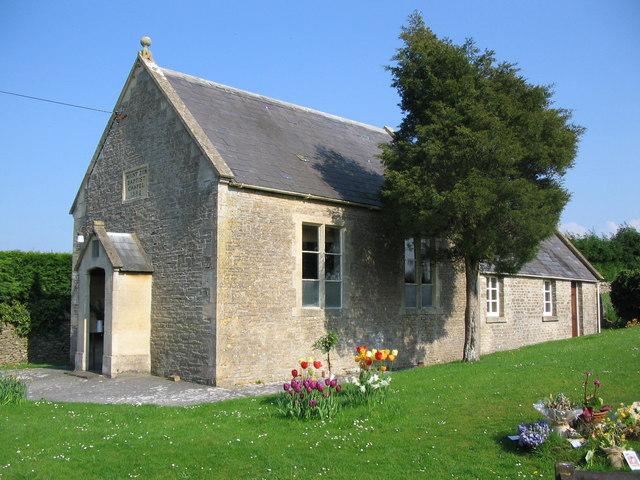 Mount Zion Baptist Chapel - geograph.org.uk - 167990