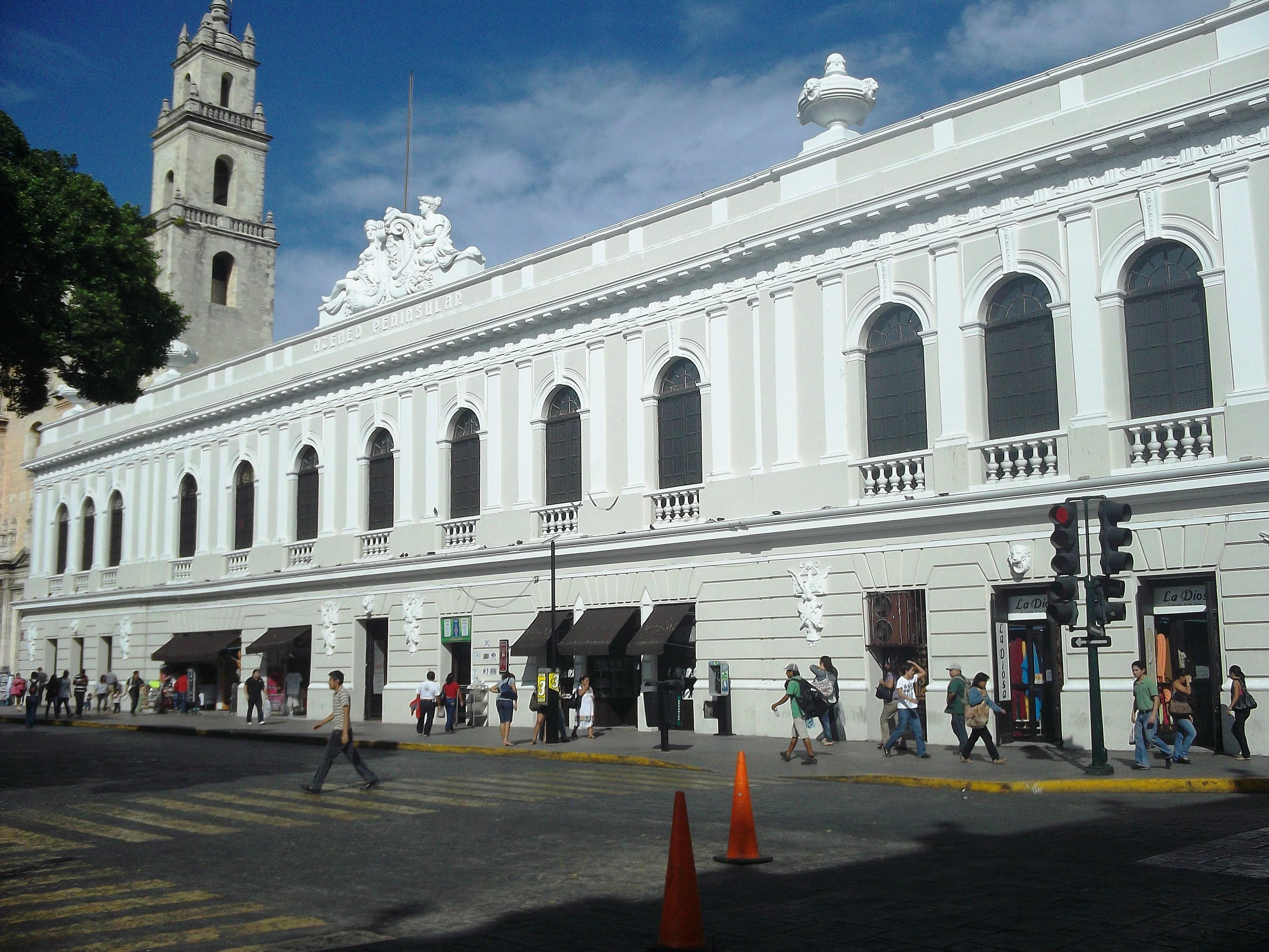Museo de Arte Contemporaneo Arteneo de Yucatán