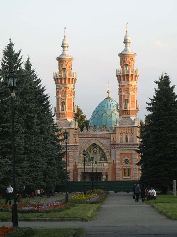 mukhtarov mosque wikipedia