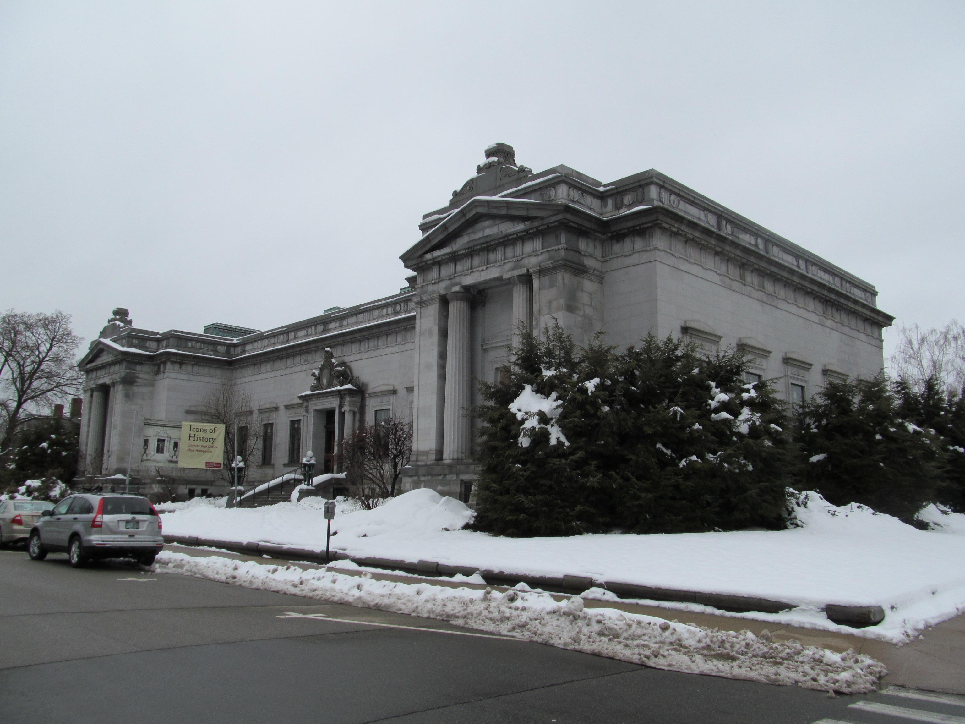 New Hampshire Historical
