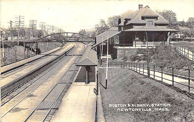 Newtonville