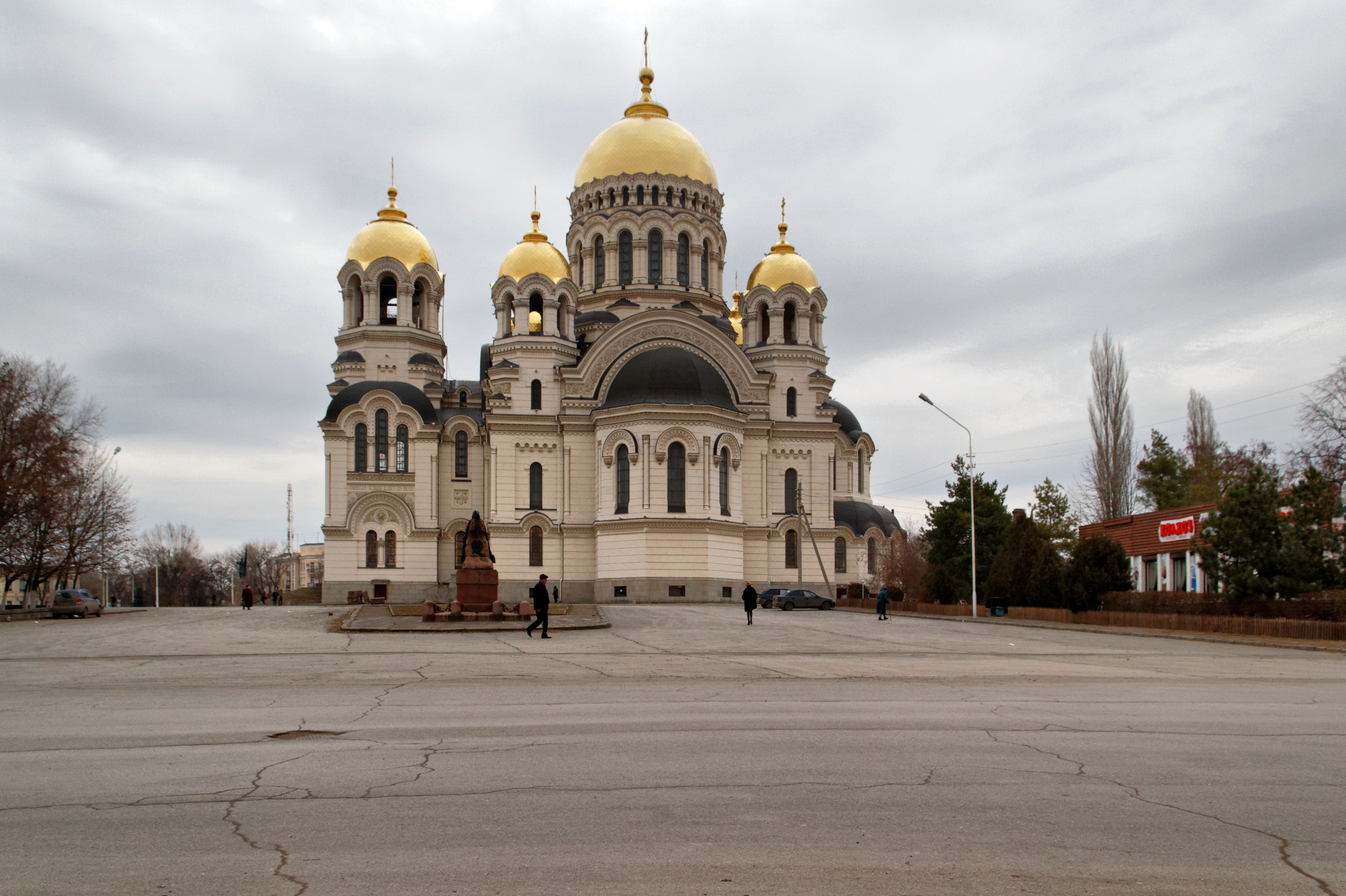 Ascension Cathedral Novocherkassk: history, description and interesting facts 84