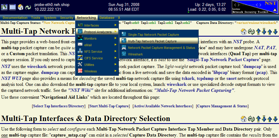 Network Security Toolkit - Wikipedia