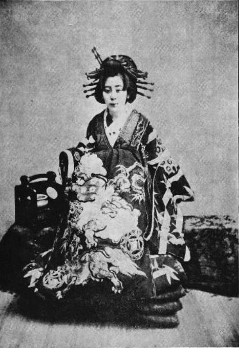 モダンヘアスタイル 花魁 髪型 名前 : ja.wikipedia.org