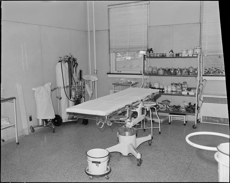 Hospital Operating Room Size