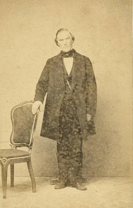 Орсон Пратт в 1862 году