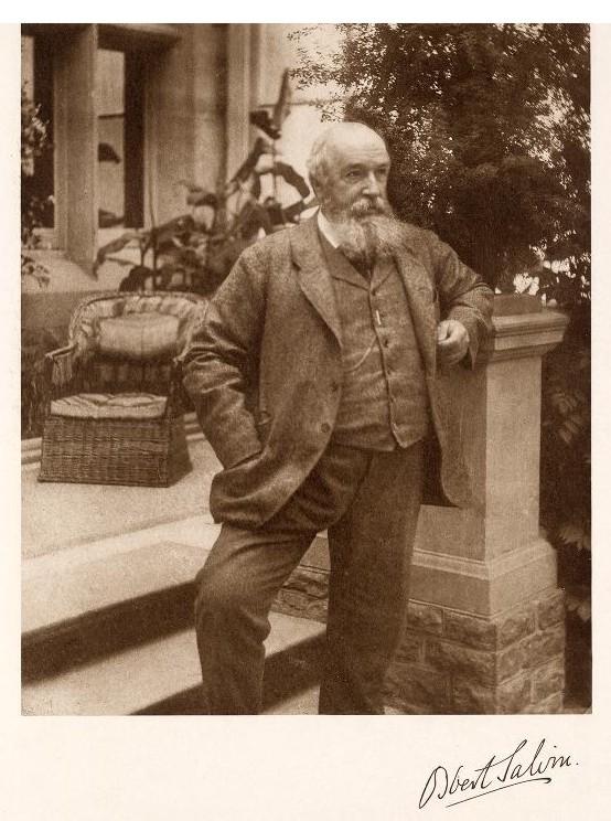 Image of Osbert Salvin from Wikidata
