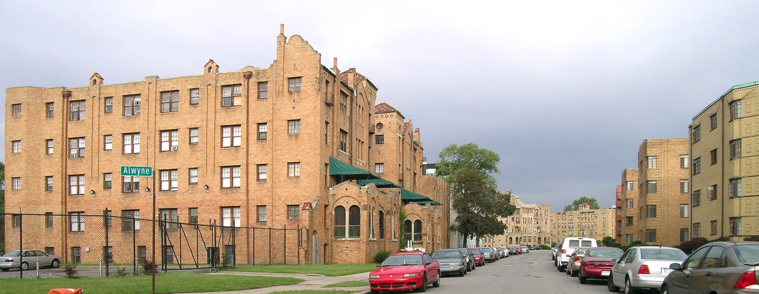 Palmer Park Apartment Building Historic District Wikipedia