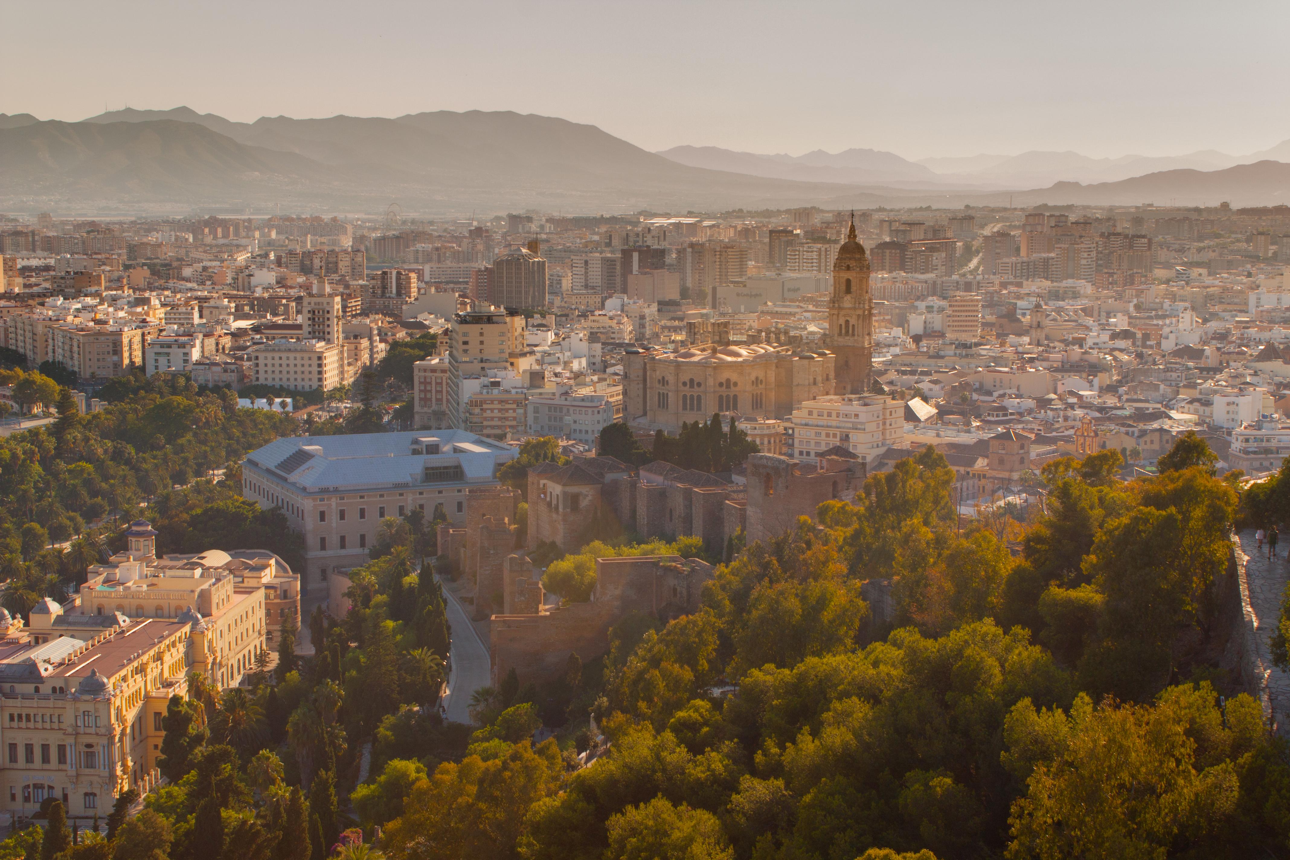 Málaga, ciudad natal de Pablo Alborán.