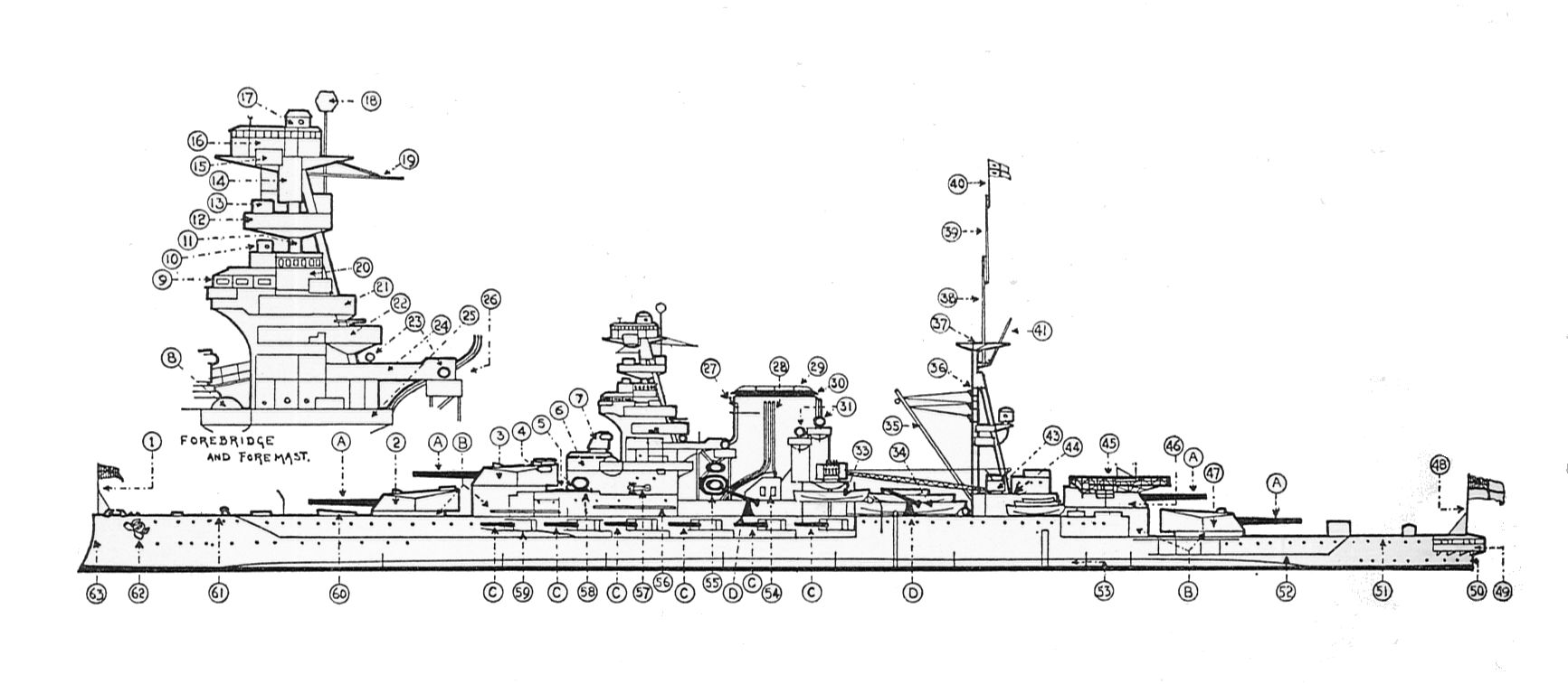 this is kind of interesting   u0026quot the parts of a battleship