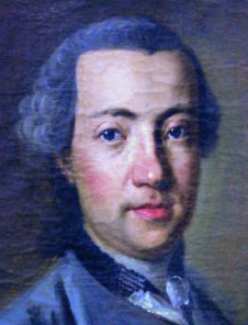 Peter Forsskal was among the apostles who met a tragic fate abroad. Pehr Forsskal portrait (cropped and color balanced).png