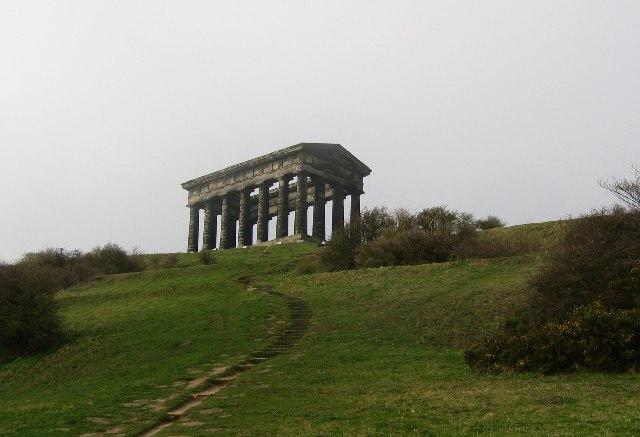 Penshaw Monument - geograph.org.uk - 12714