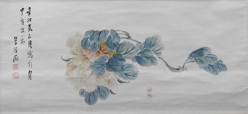 File:Peonies by Takahashi Sohei.jpg - Wikimedia Commons