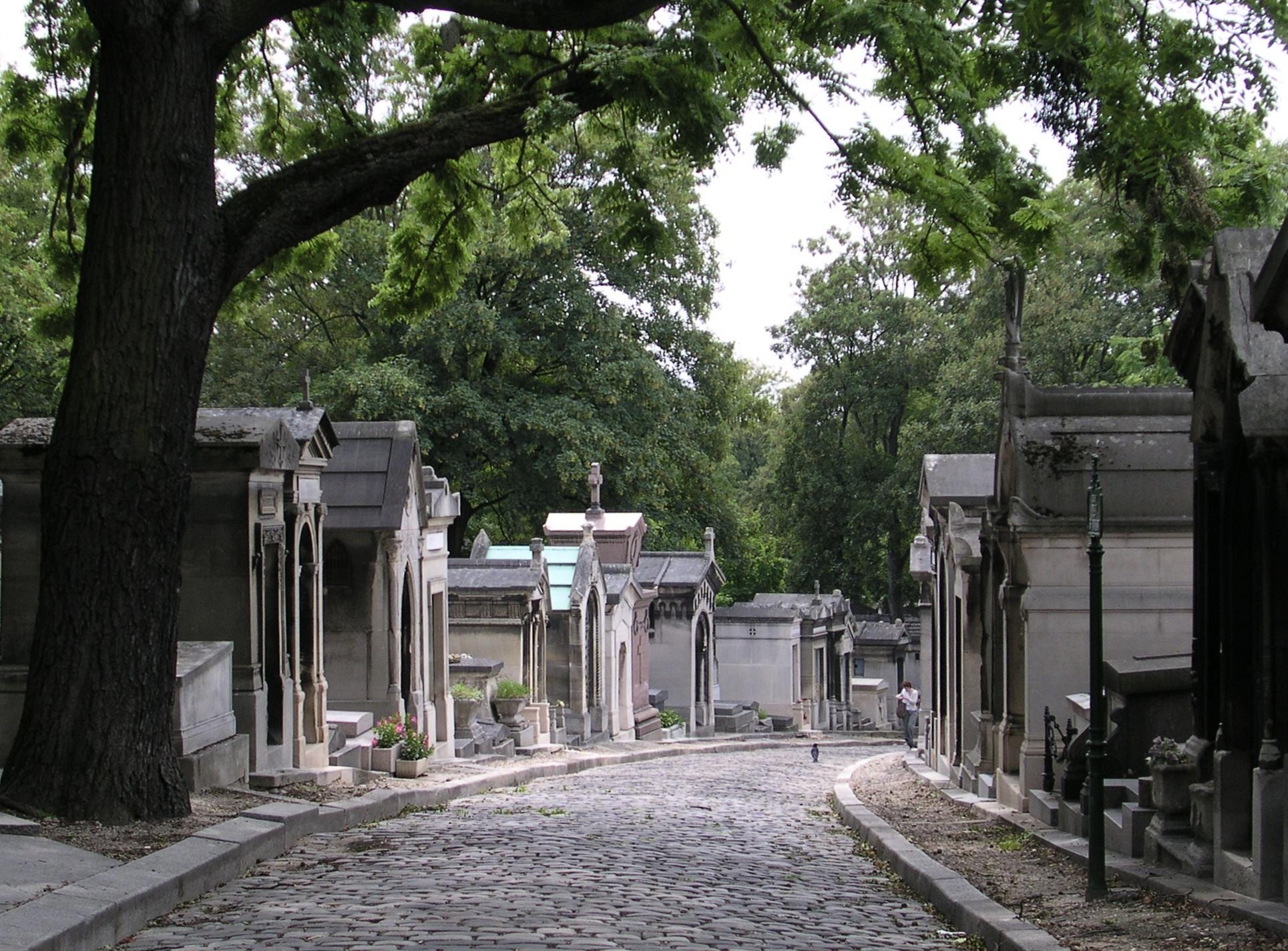 Père Lachaise Cemetery - Wikipedia