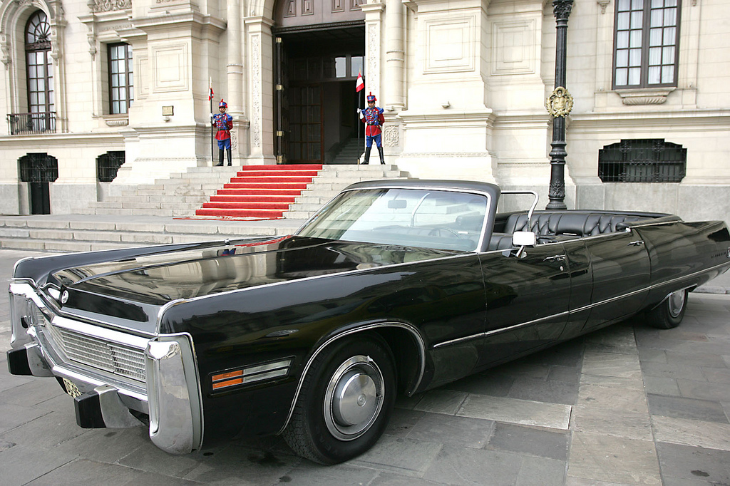 File Peruvian Presidential Limousines 4 Flickr