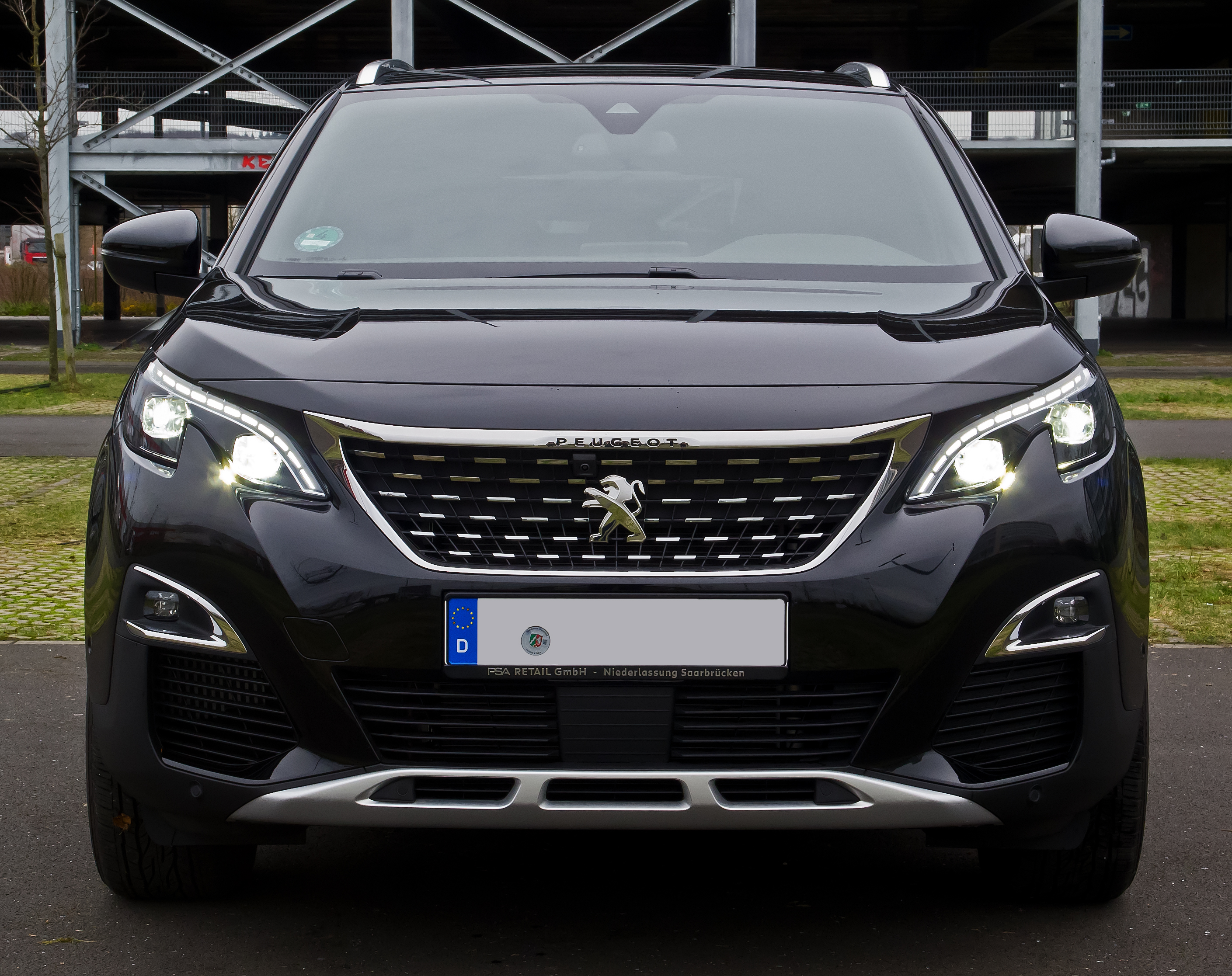 file:peugeot 3008 bluehdi 150 allure gt-line (ii) – frontansicht, 6