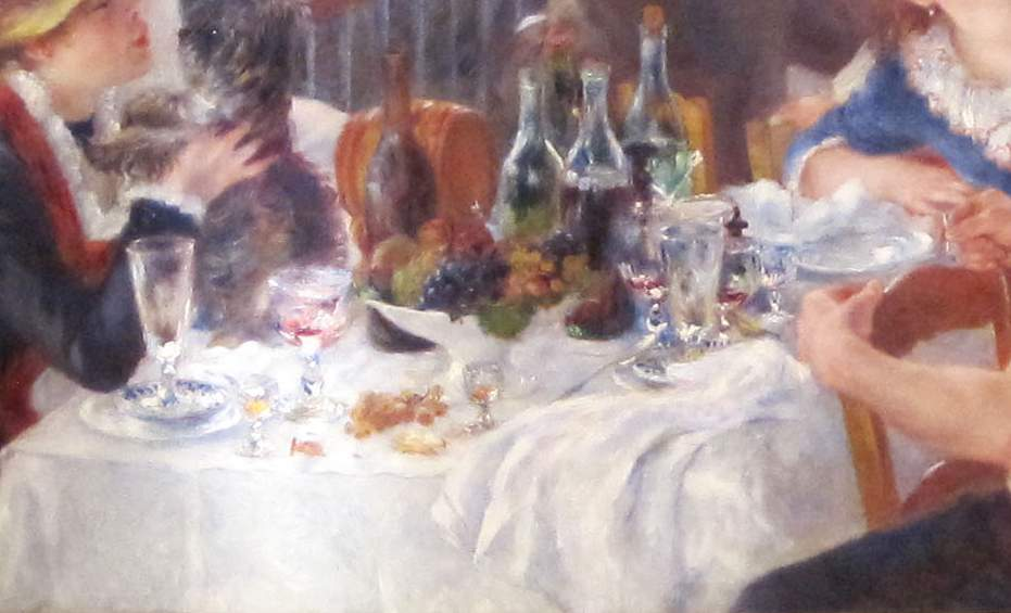 Renoir's Luncheon of the Boating Party Essay Sample