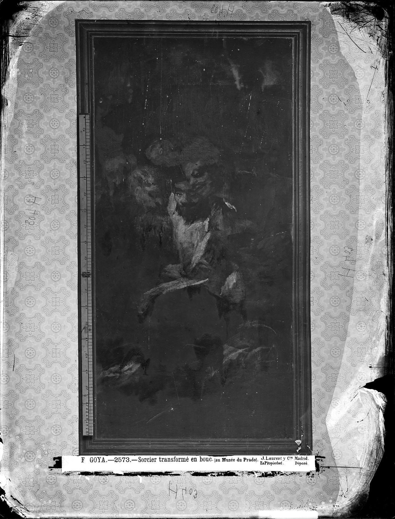 File Pinturas Negras De Goya Quinta Del Sordo Pintura Hombres