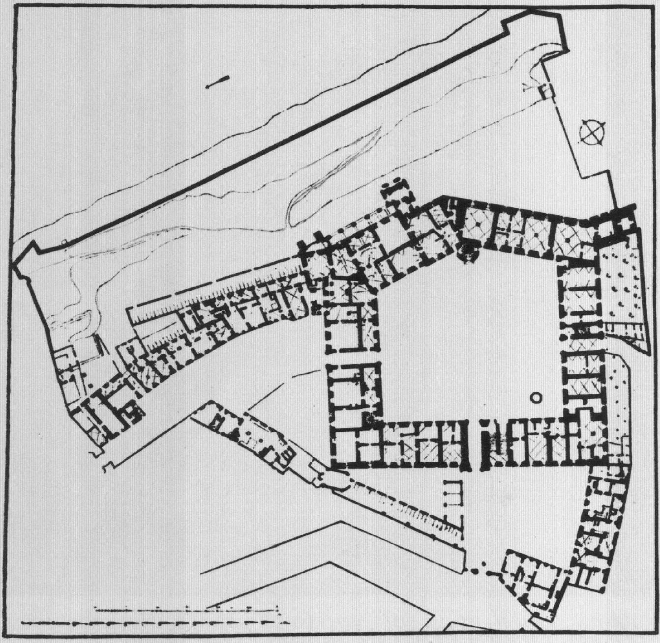 Medieval Castle Plan Medieval Castle Floor Plansthe Images