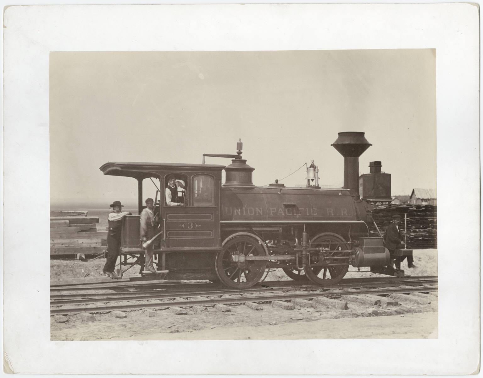 wiki union pacific railroad