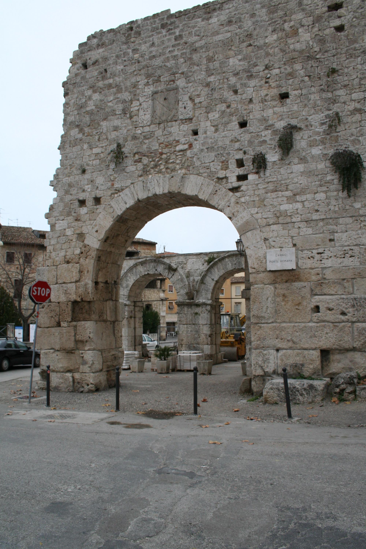 Porta Gemina Wikiwand