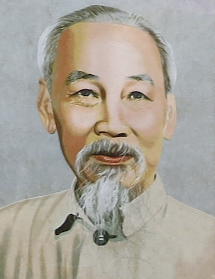 Image result for Ho Chi Minh