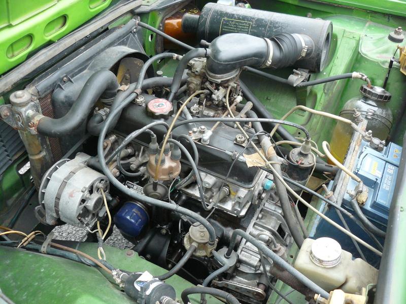 Schema motore kangoo