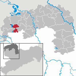 Place in Saxony, Germany