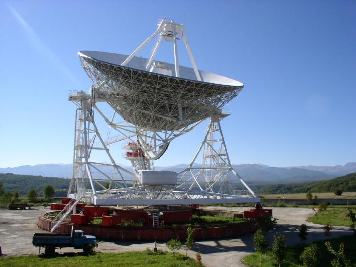 Радиотелескоп РТФ-32