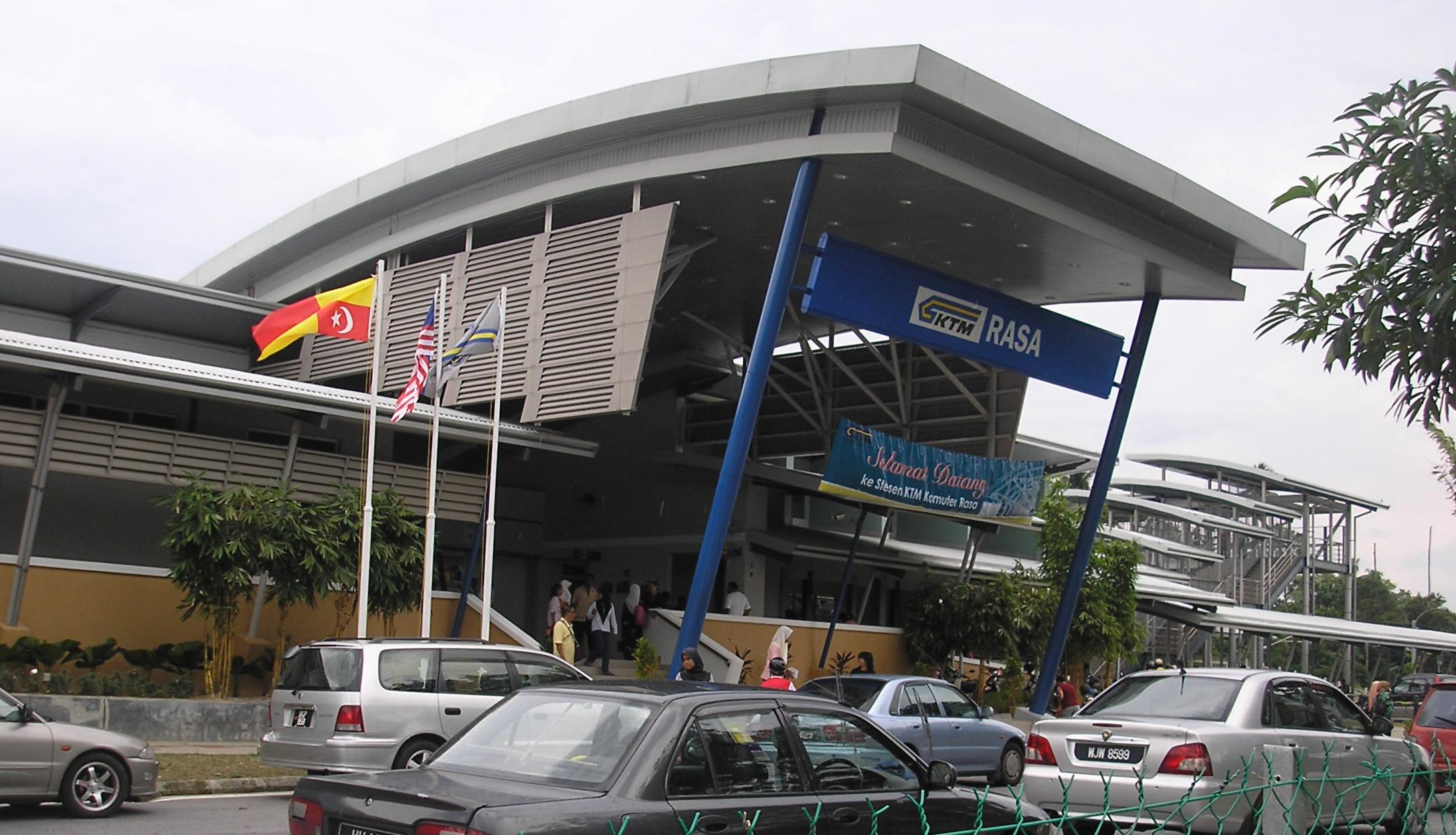 Butterworth Ktm Station Parking