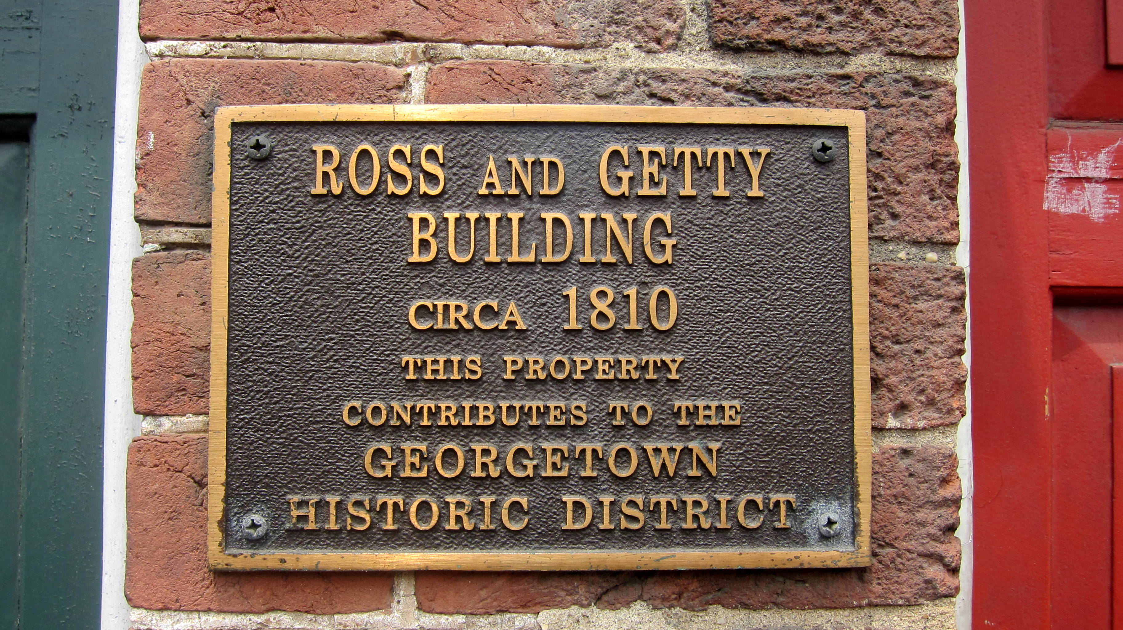 file ross and getty building plaque jpg wikimedia commons