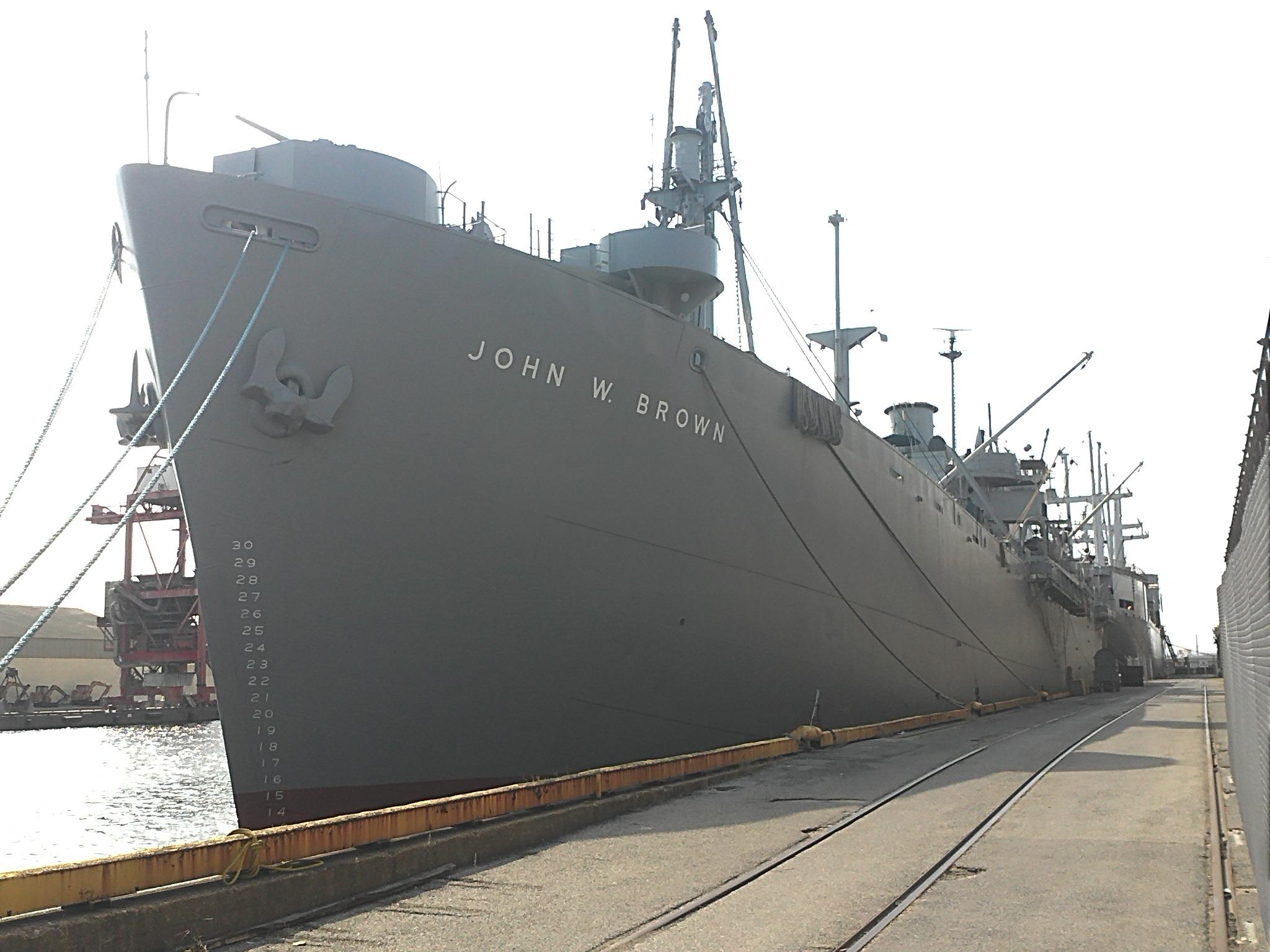 File Ss John W Brown Liberty Ship 2012 09 25 15 25 12