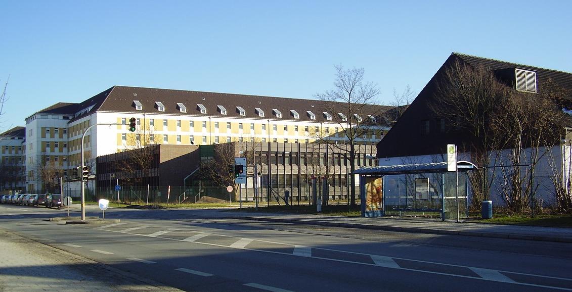 Ernst von bergmann kaserne wikipedia - Architekt amberg ...