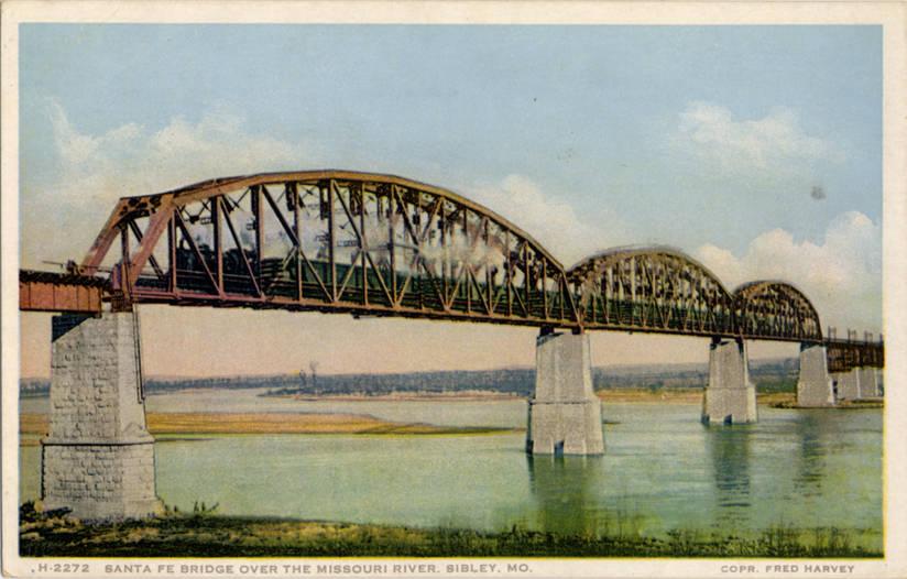Sibley Railroad Bridge Wikipedia