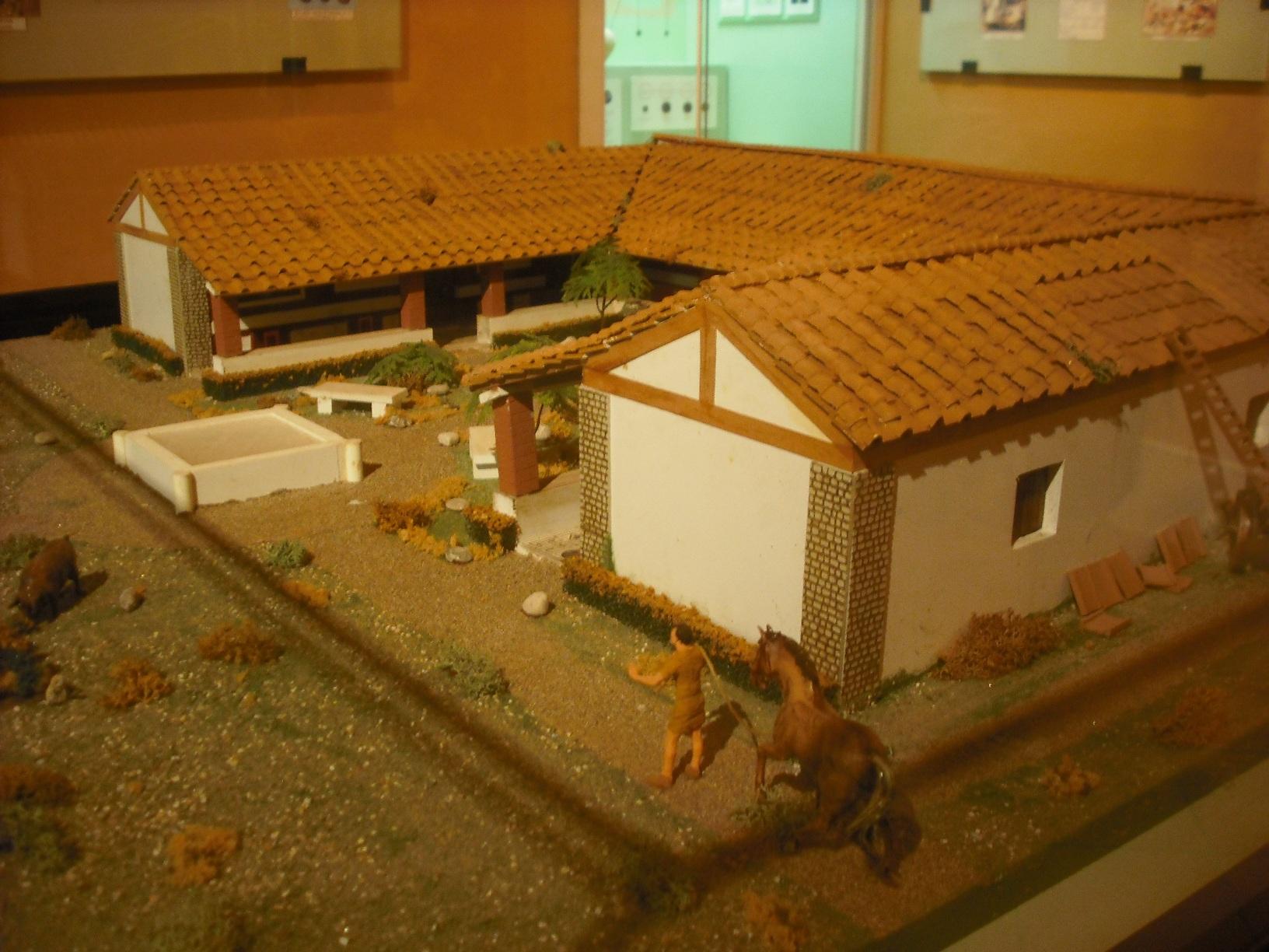 File santa pola castillo museu del mar casa romana del - La casa romana ...
