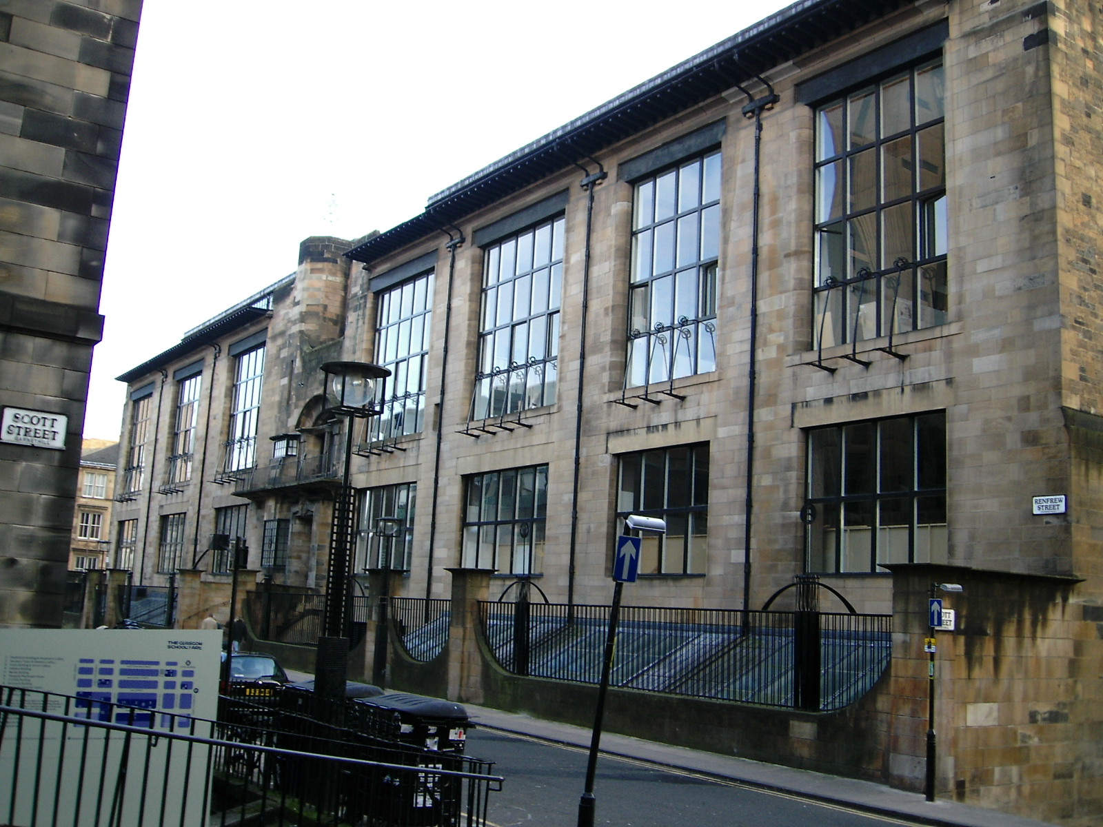 Glasgow School Of Art Wikipedia