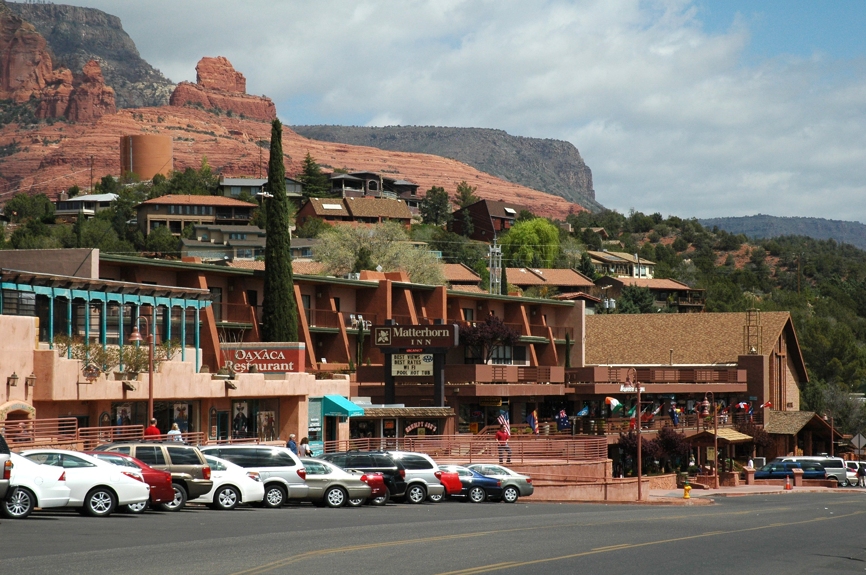 Red Rock Hotel Spa