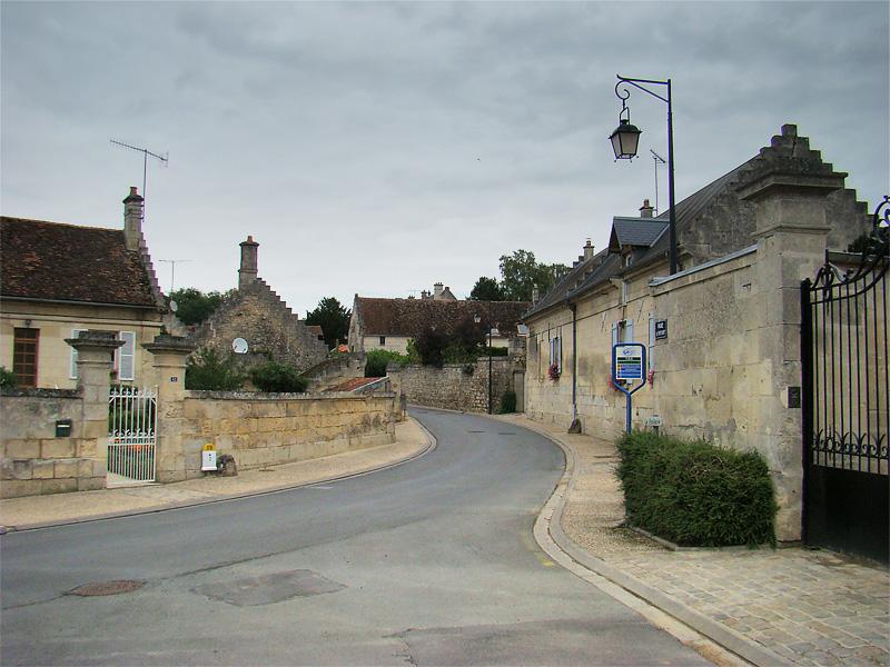 Septmonts, Aisne, Picardie, France.