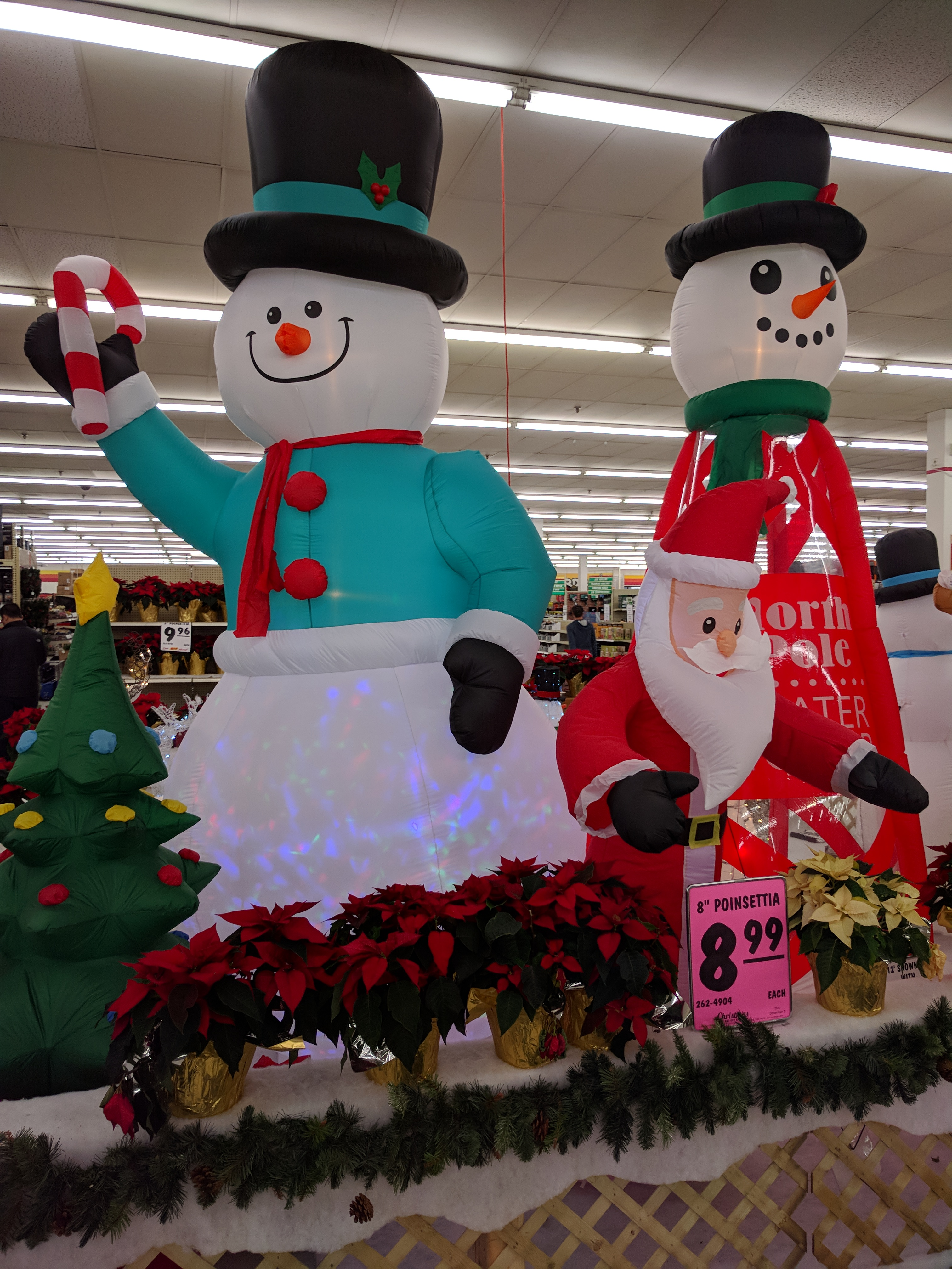 filesnowmen decorations on sale at menards 03jpg