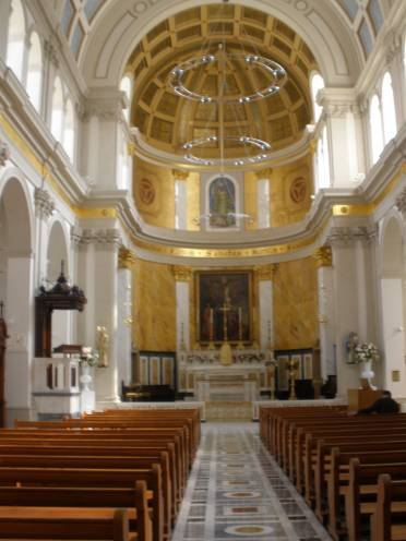 File:St Patrick Church Soho Square interior 2011.jpg