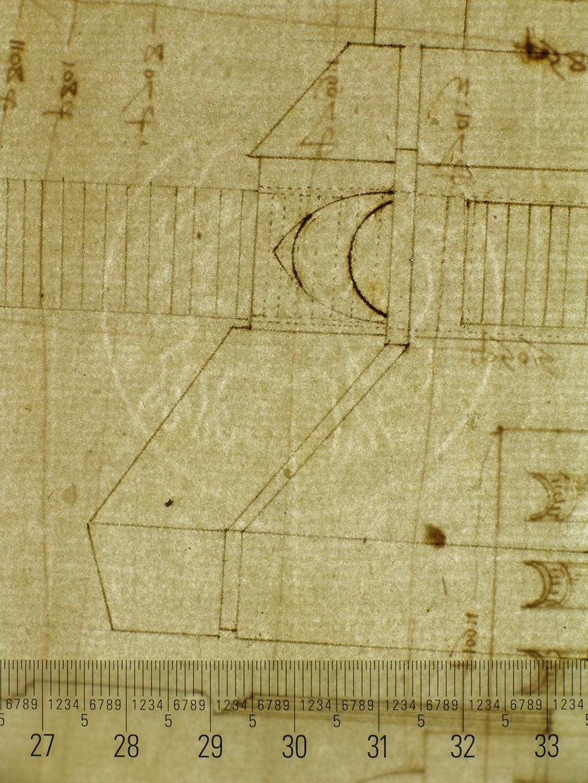 File:St Peter's, entablature profile