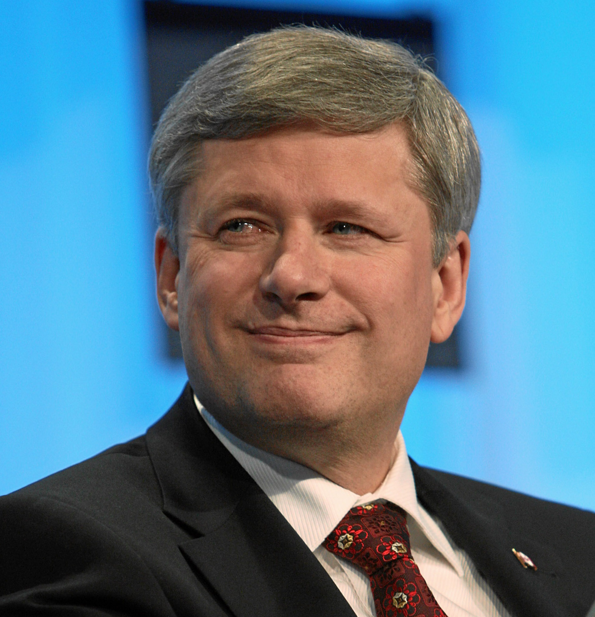 stephen harper height