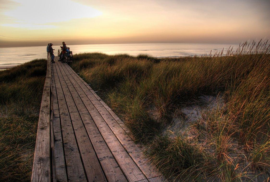 Strand bei Klappholttal, Sylt, Germany %photo