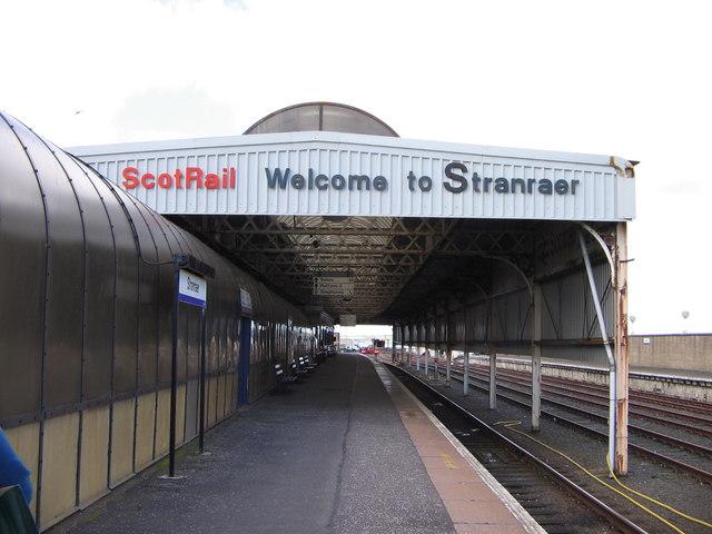 File:Stranraer Station - geograph.org.uk - 934303.jpg