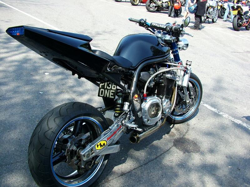 Suzuki Bandit Streetfighter