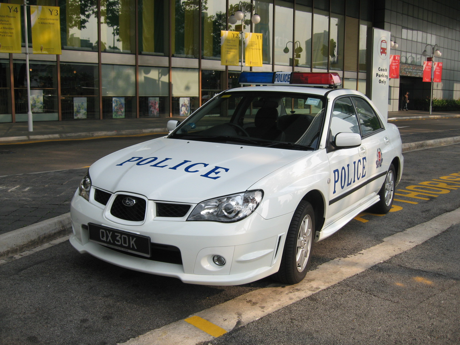X Police Cars For Sale