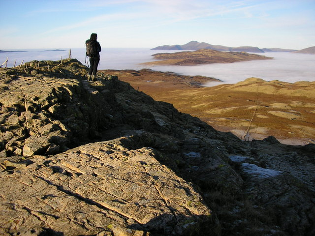 File:Summit rocks, Standing Crag - geograph.org.uk - 1547724.jpg