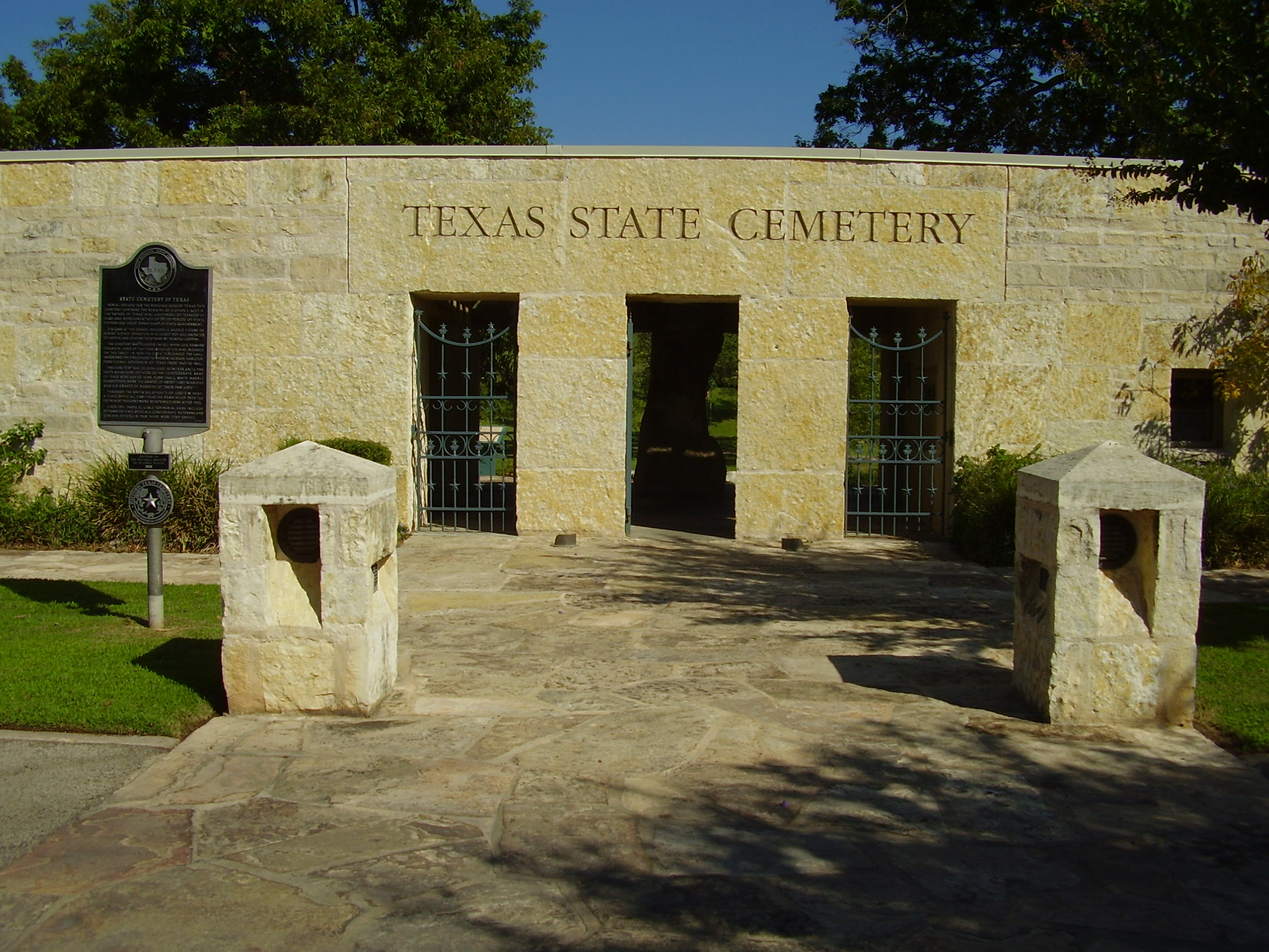 d39d98c5b085 Texas State Cemetery - Wikipedia