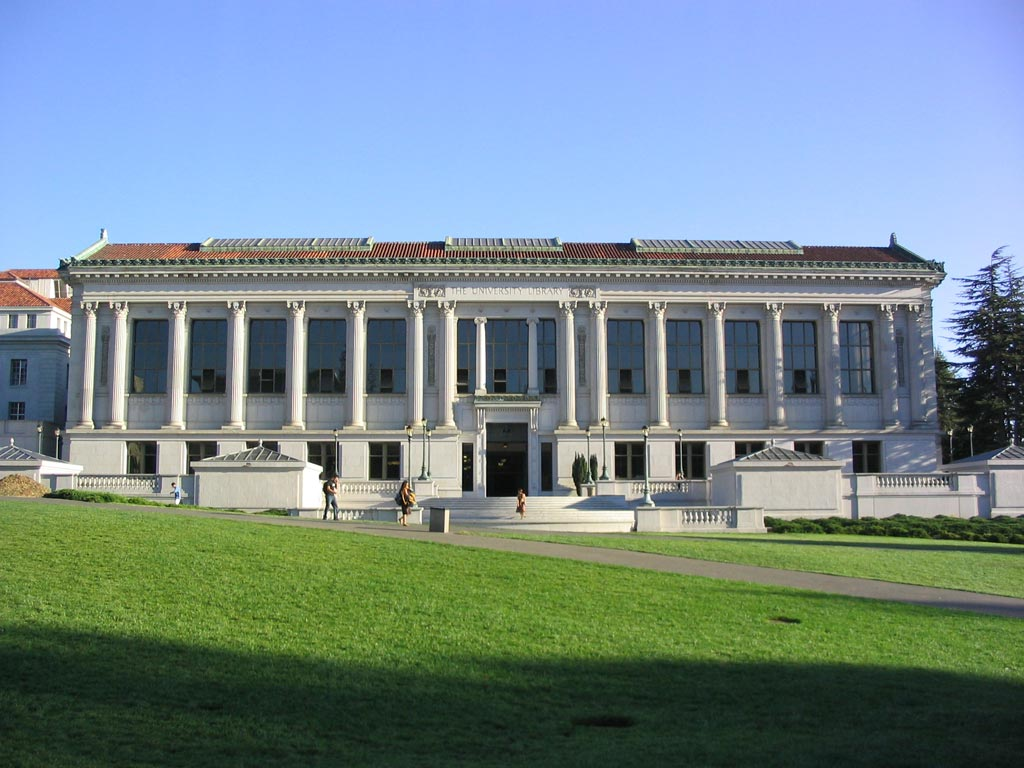 Αποτέλεσμα εικόνας για University of California, Berkeley (UC Berkeley), United States