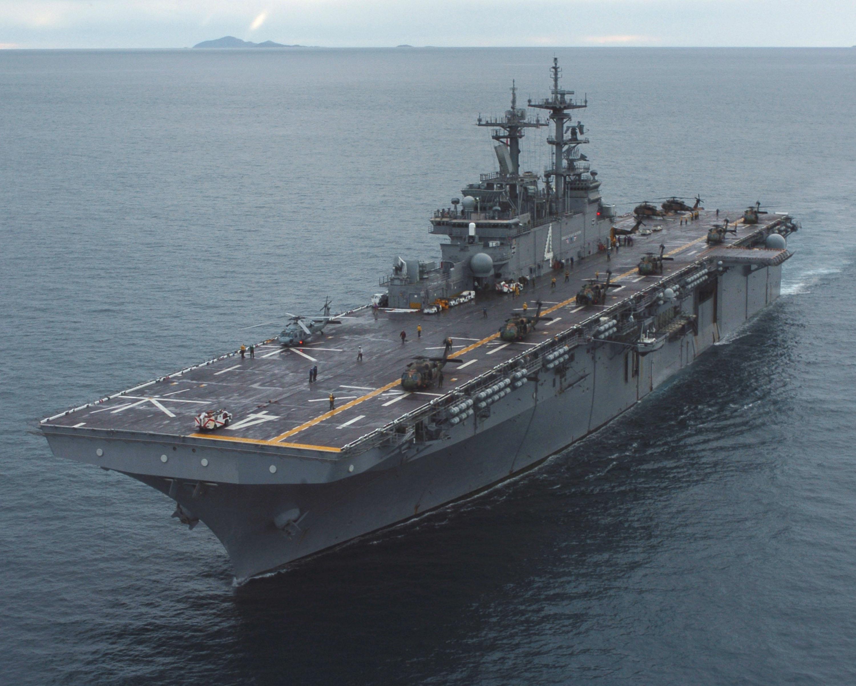 File:US Navy 050616-N-8146B-003 The amphibious assault ...